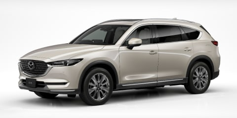 2021 Mazda CX-5 and CX-8 updated for Japan, no word on Australian plans
