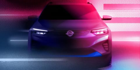 2021 SsangYong Korando 'E100' electric SUV teased