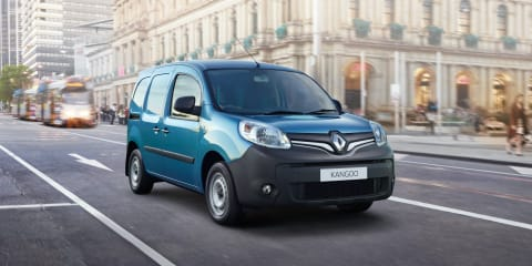2020 Renault Kangoo pricing and specs