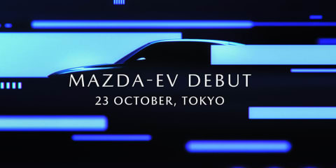 Mazda: Company's first electric vehicle will be a 'coupe SUV'