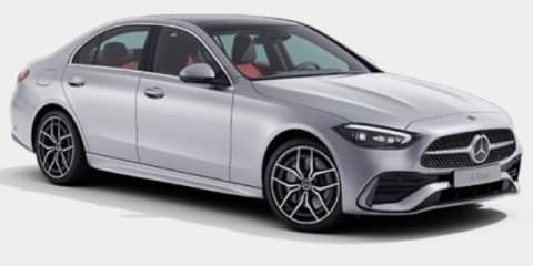 2022 Mercedes-Benz C-Class revealed in leaked images ahead of February 24 reveal