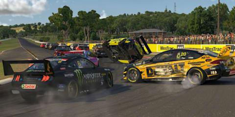 Nascar driver joins Supercars Eseries grid, Craig Lowndes expresses interest