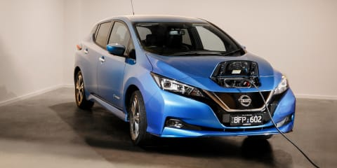 2021 Nissan Leaf e+ review