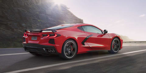 Electric 'Vette: Chevrolet Corvette to abandon V8 engine