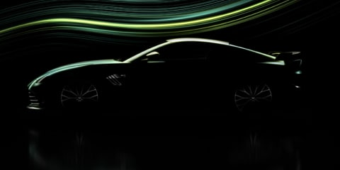 Track-focused Aston Martin Vantage variant teased