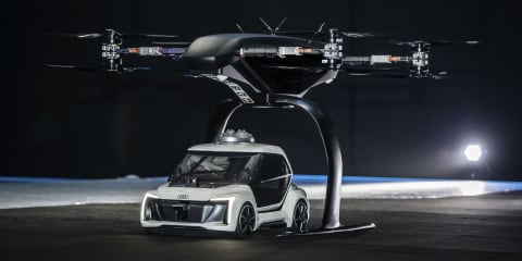 Audi suspends air taxi plans – report