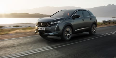 2021 Peugeot 3008 SUV revealed, Australian timing confirmed