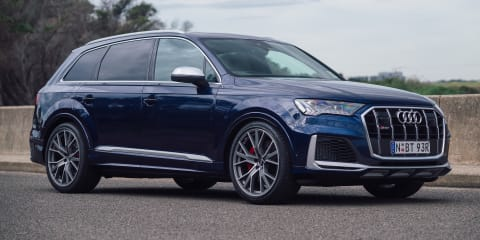 2020 Audi SQ7 price and specs