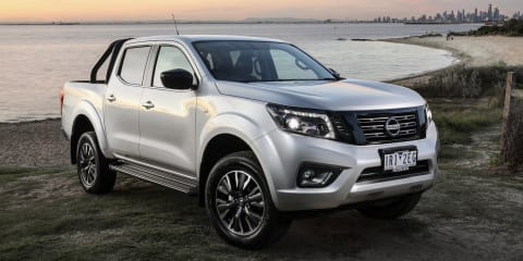 2020 Nissan Navara dual-cab pricing and specs