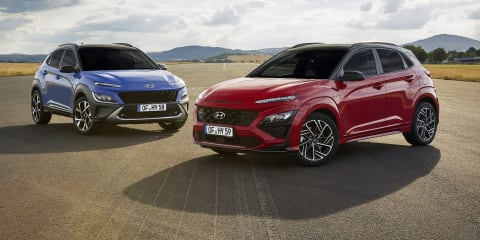 2021 Hyundai Kona and Kona N Line revealed, Australian plans confirmed
