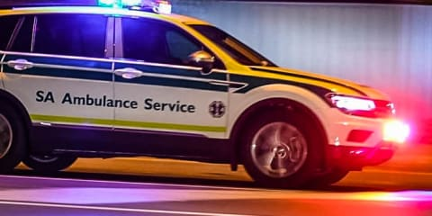 Volkswagen Tiguan joins the ambulance service