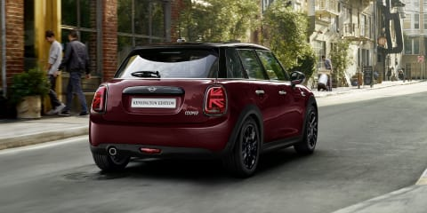 Mini Kensington Edition on sale from $41,990 drive-away