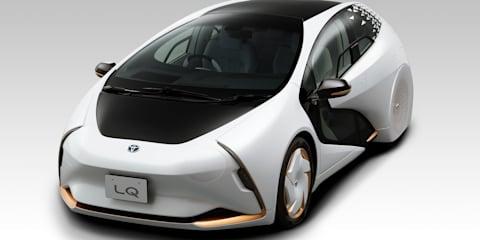 Toyota LQ concept revealed