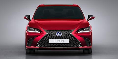 2020 Lexus ES300h pricing and specs
