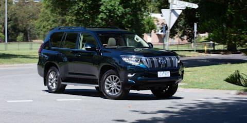 2021 Toyota LandCruiser Prado Kakadu review