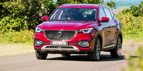 2021 MG HS Essence price and specs
