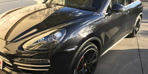 2014 Porsche Cayenne Diesel Platinum Edition review