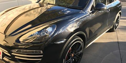 2014 Porsche Cayenne Diesel Platinum Edition review