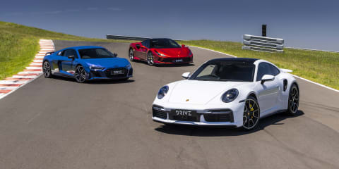 2021 Drive Car of the Year – Best Sports Car (over $100k)