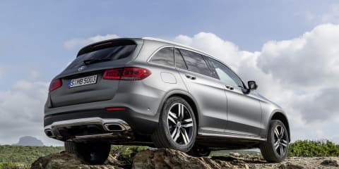 2020 Mercedes-Benz GLC pricing and specs: GLC300e joins range