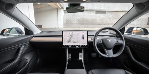 A hacker claims they've uncovered what Tesla's driver-facing camera is recording