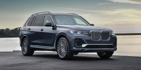CarAdvice podcast 145: Discussing the 2019 BMW X7