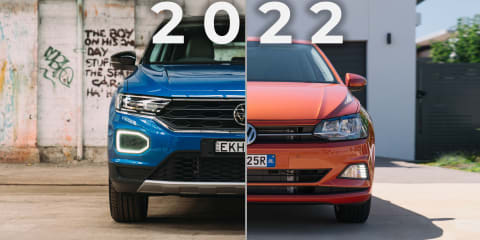2022 Volkswagen Polo and T-Roc facelifts: Australian launches due second half of 2022, including T-Roc R