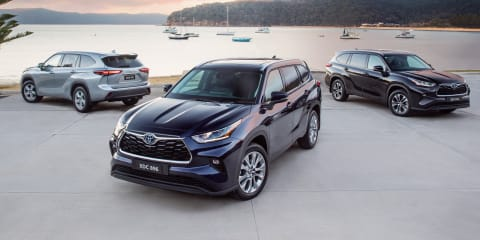 2021 Toyota Kluger price and specs: All-new SUV picks up hybrid powertrain and safety tech – UPDATE: On sale now