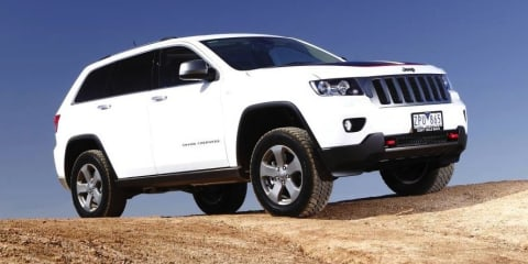 Jeep Grand Cherokee Trailhawk limited edition launched