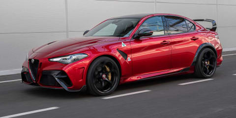 2020 Alfa Romeo Giulia GTA and GTAm revealed
