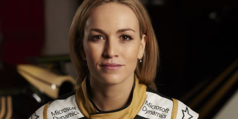 Lotus Formula One team appoints female driver