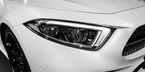 2018 Mercedes-Benz CLS revealed in LA