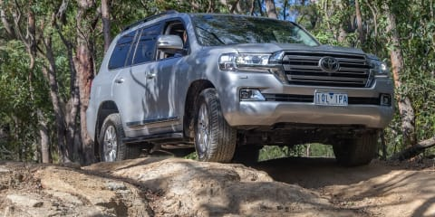 2021 Toyota LandCruiser 300 Series now tipped for mid-2021 – report