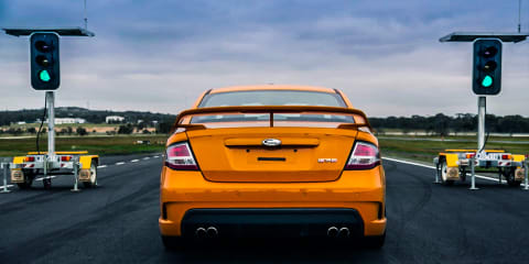 FPV GT-F Challenge for the National Breast Cancer Foundation