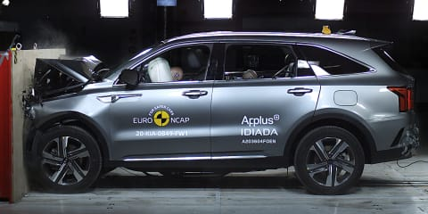 2021 Kia Sorento earns five-star ANCAP safety rating