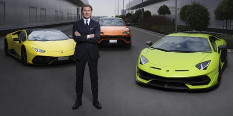 Lamborghini joins the combustion exodus: Hybrid only by 2025, with first electric vehicle due by 2030