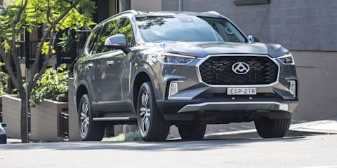 2020 LDV D90 diesel review