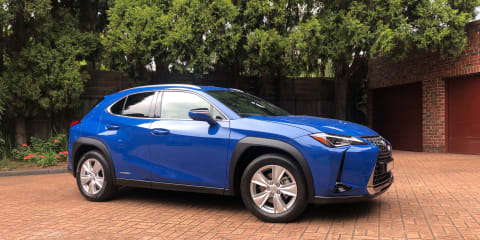 2019 Lexus UX250h Luxury review