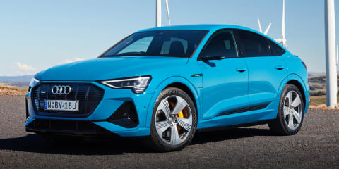 Video: 2021 Audi E-Tron review