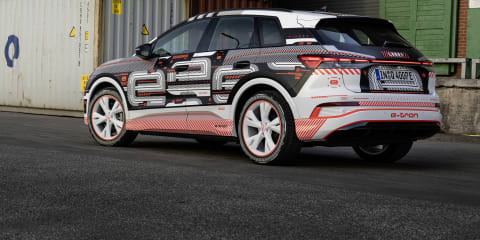 2021 Audi Q4 E-Tron SUV review