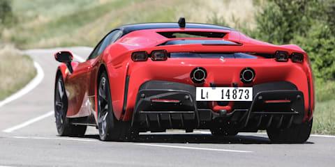 2020 Ferrari SF90 Stradale review