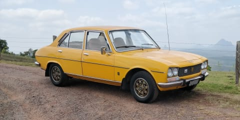 1975 Peugeot 504 GL review