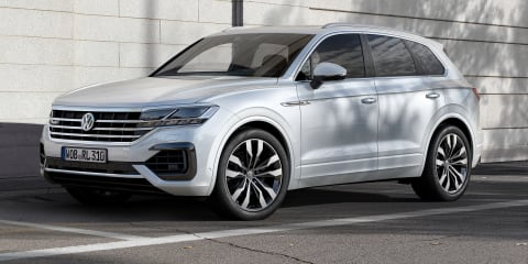 2021 Volkswagen Touareg price and specs