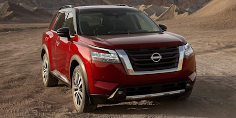 New Nissan Pathfinder confirmed for Australia, here in 2022