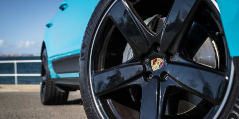 2019 Porsche Macan S v BMW X3 M40i comparison