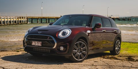 2018 Mini Cooper S Clubman review