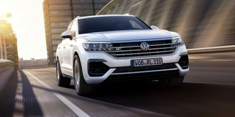 2021 Volkswagen Touareg price and specs