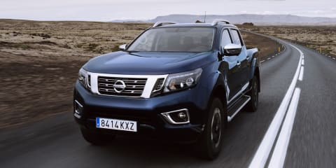2019 Nissan Navara revealed for Europe - UPDATE
