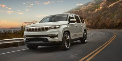 Jeep Grand Wagoneer ruled out for Australia