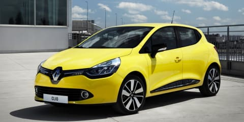 Renault Clio: French city car here in mid 2013